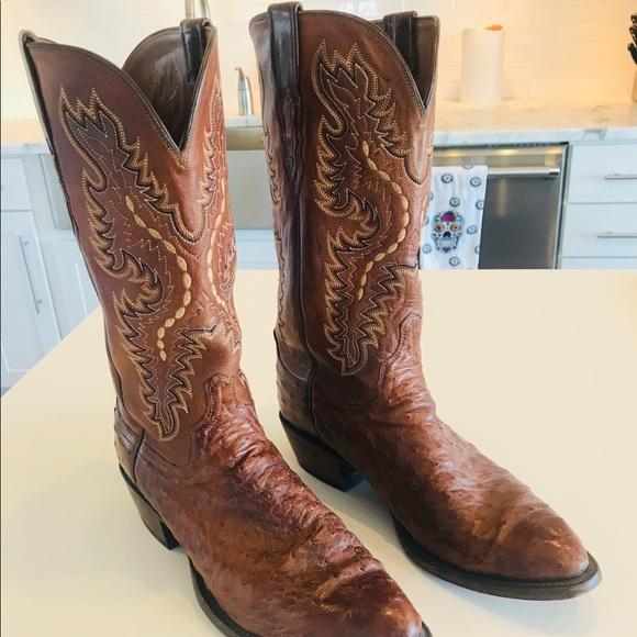 01e9c1bfad8 Lucchese 2000 custom handmade men's boots.